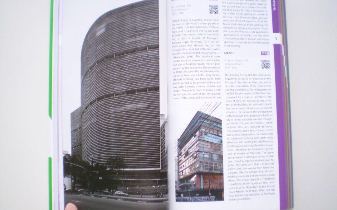 GIRAFA, FILO et SHIBUI célèbrent le Brazil Architectural Guide
