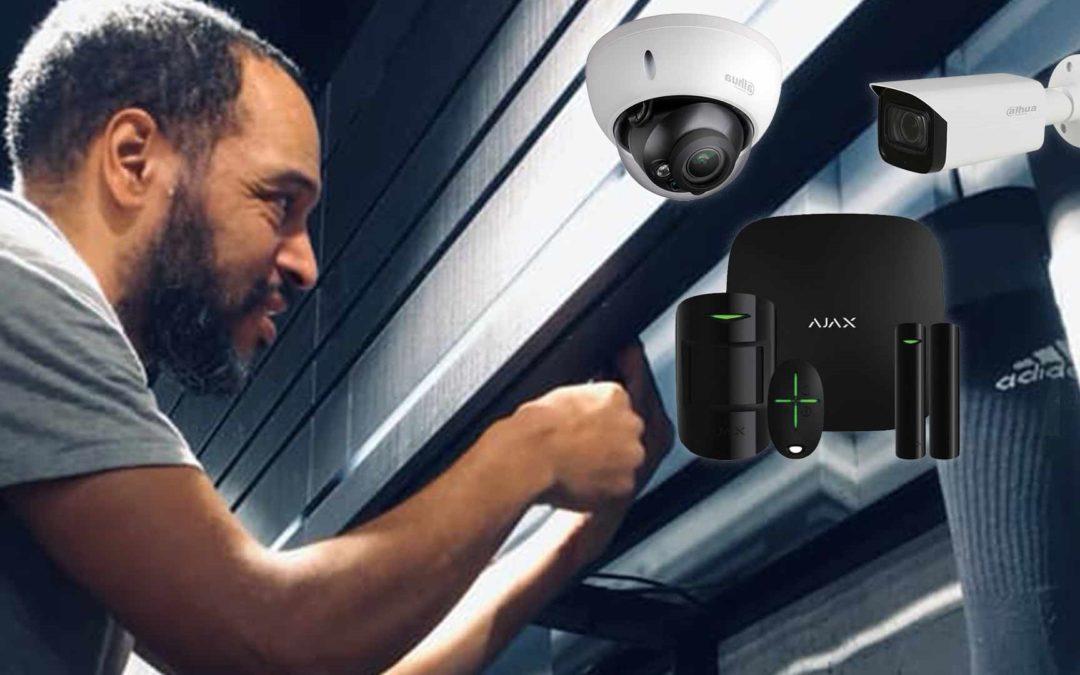 installation videosurveillance
