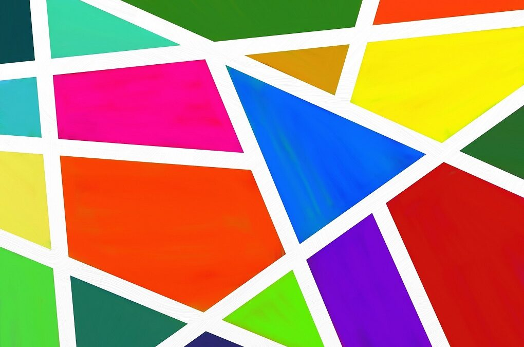 Comment réaliser une peinture géométrique simple sur toile