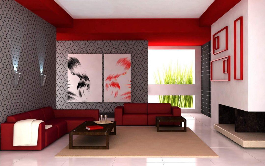 5 Tendances pour décorer les salons modernes en 2021