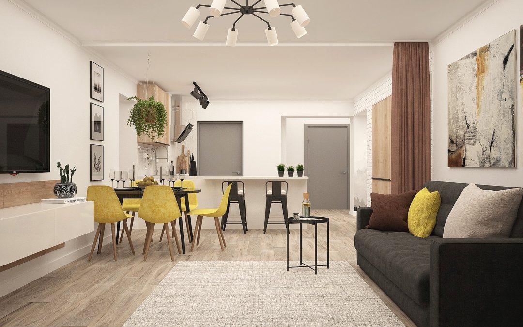 Nouvelles tendances en matière de décoration intérieure 2021