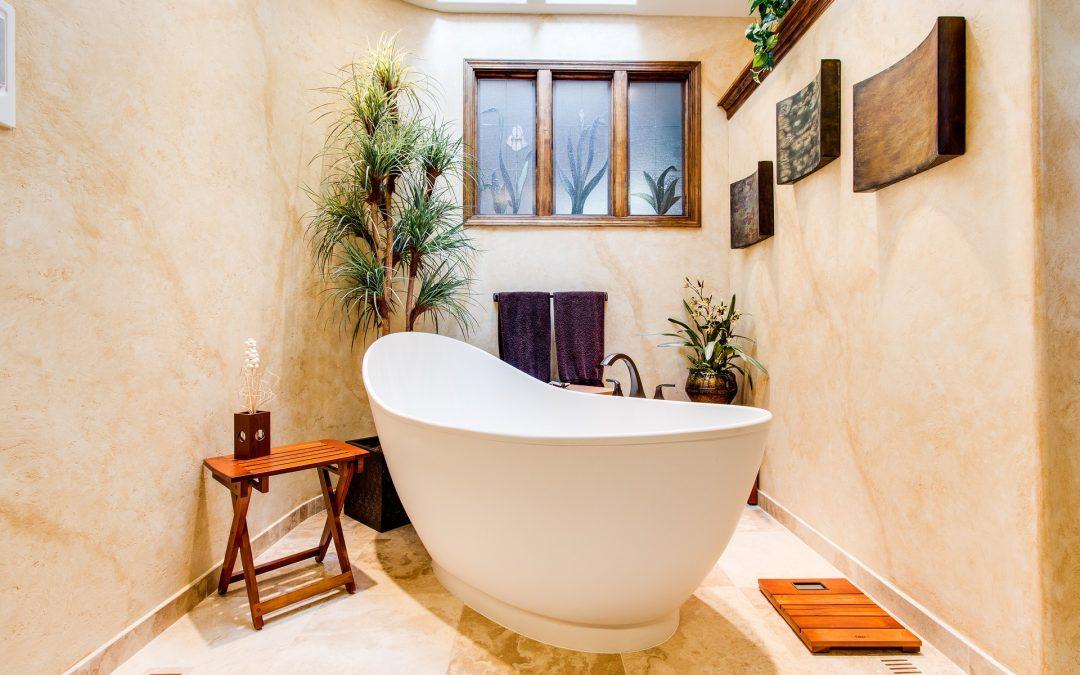 Nouvelles tendances en matière de design de salle de bains moderne 2021