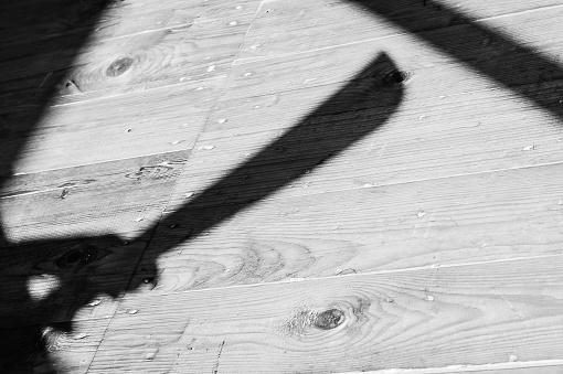 ombre-machette