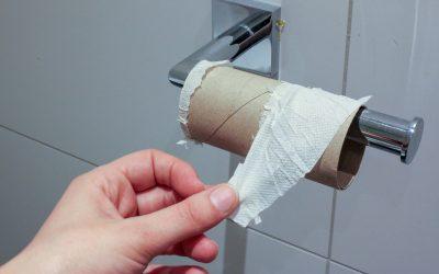 5 alternatives au papier toilette – Que faire si vous êtes à court de papier toilette ?