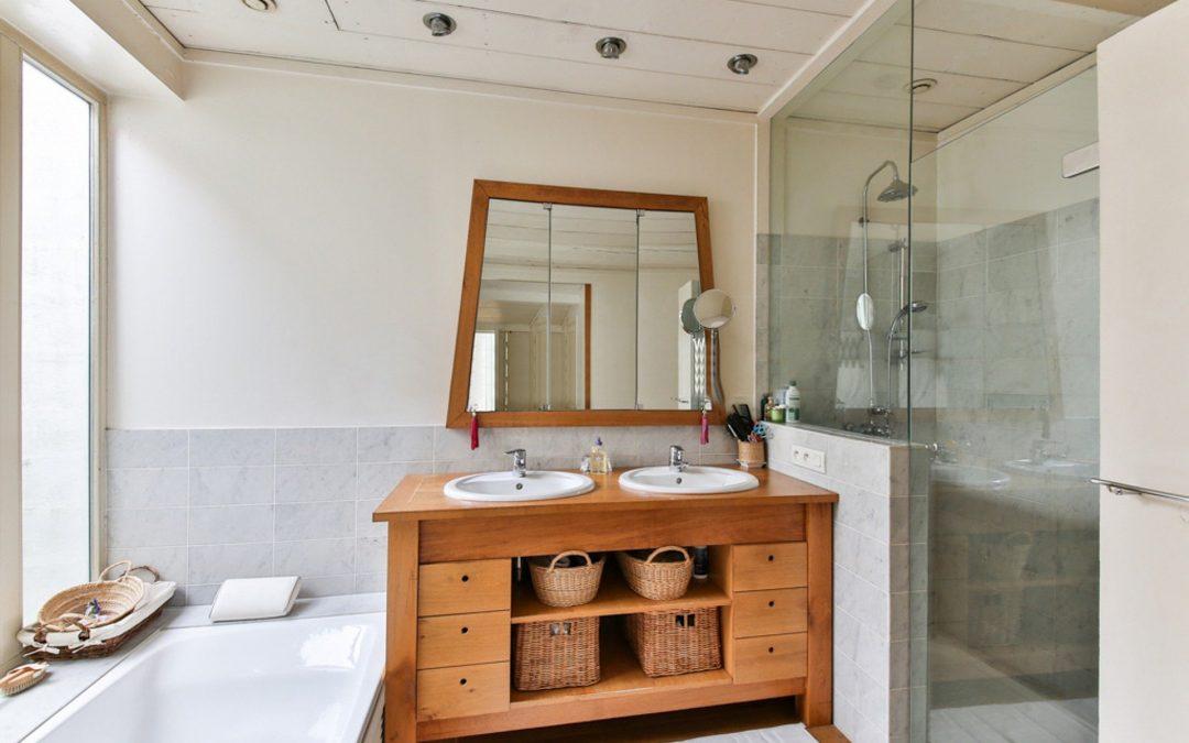 6 façons de rafraîchir votre salle de bain sans faire de grandes rénovations